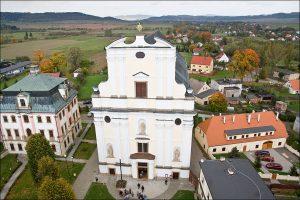 Okolica – Kościół św. Józefa