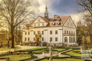 Okolica – Pałac Ciechanowice
