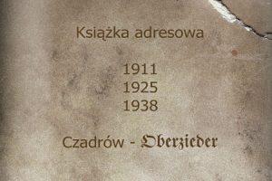 Książka adresowa Czadrów – Oberzieder