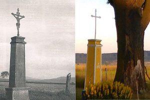 Krzyż w Czadrowie