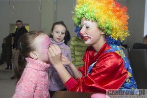 Zabawa z wesołym klaunem