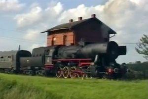 Ostatni pociąg Czadrowa