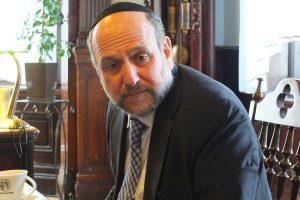 Naczelny rabin w Kamiennej Górze