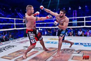 "Riccardo ""Walking Dead"" Nosiglia vs Marcin Zontek"