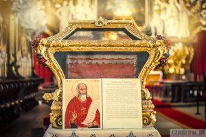 Wystawienie relikwii św. Walentego