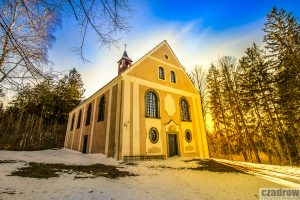 Okolica – Kaplica św. Anny