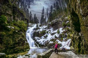 Okolica – Wodospad Kamieńczyka