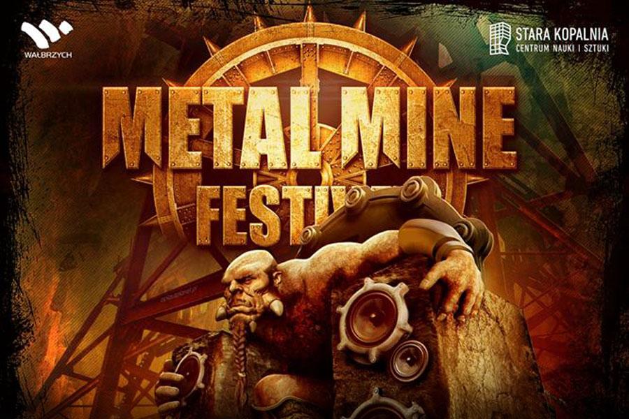 Metal Mine 2018 Oficjalny Plakat Relacje Regionalne
