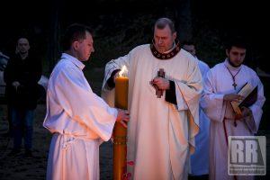 Plan Triduum Paschalnego w kościele pw. Matki Bożej Różańcowej w Kamiennej Górze