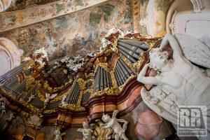 """Letnie Koncerty Organowe """"Muzyka Dawnych Mistrzów"""""""