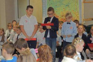 Narodowe Święto Niepodległości w ZSP w Lubawce