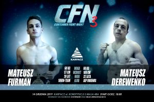 CFN 3 – Furman vs Dereweńko