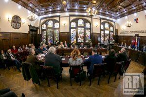 XXI Sesja Rady Miasta Kamienna Góra