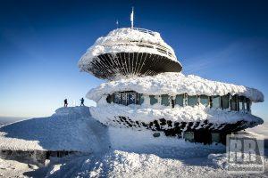 Komunikat IMGW-PIB dotyczący zachowania turystów na Śnieżce