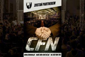 Zostań partnerem gali CFN
