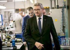 Z ministrem Wojciechem Murdzkiem o rozwoju Kamiennogórskiej Strefy