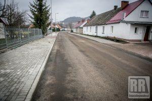 Zakończono prace na ul. Cegielnianej w Kamiennej Górze