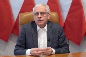 Informacja Wojewody Dolnośląskiego w związku z zagrożeniem koronawirusem