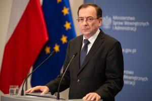 Minister Kamiński potwierdził kolejne zmiany w przekraczaniu granicy