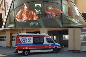 Zakup środków ochrony osobistej dla Pogotowia Ratunkowego w Jeleniej Górze