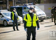 Wspólne patrole kamiennogórskich policjantów oraz żołnierzy