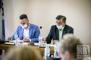 XXI Sesja Rady Gminy Marciszów