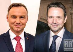 Ostateczne wyniki I tury wyborów – Duda 43,50 proc., Trzaskowski 30,46 proc.