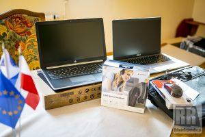 Dzieciom, które nie posiadają komputerów Gmina Marciszów użyczy laptopy