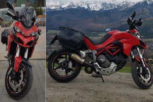 Biuro Rutkowski zajęło się kradzieżą motocykla w Kamiennej Górze