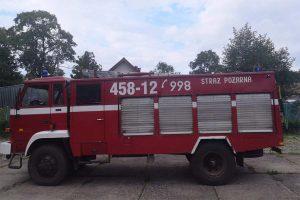 Strażacki Jelcz 005 na sprzedaż