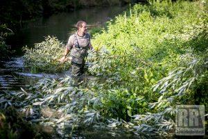 Ruszyły prace konserwacyjne rzeki Zadrna
