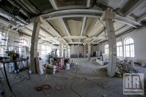 Trwa remont pomieszczeń i sali kameralnej kamiennogórskiego Centrum Kultury