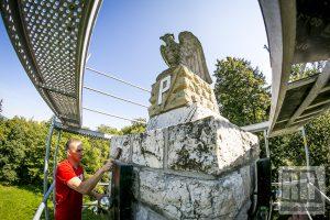 Trwa remont pomnika ofiar faszyzmu