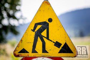 Remont odcinka DK5 na obwodnicy Kamiennej Góry