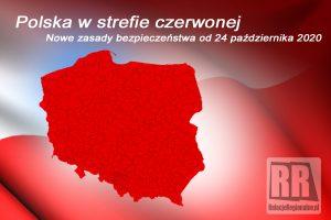 Uwaga! Cała Polska w strefie czerwonej