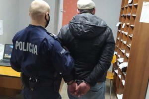 Policjanci Ogniwa Patrolowo-Interwencyjnego zatrzymali poszukiwanego