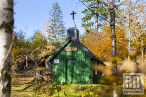 Kapliczka na Pańskiej Górze w Opawie
