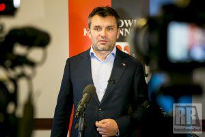 Starosta Jarosław Gęborys o decyzji burmistrza Janusza Chodasewicza