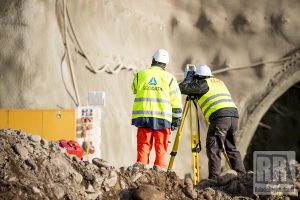 Informacja o pracach na terenie budowy drogi S3. Bolków-Kamienna Góra