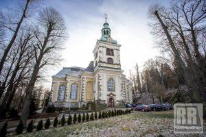 Kolędowanie w parafii pw. Matki Bożej Różańcowej w Kamiennej Górze