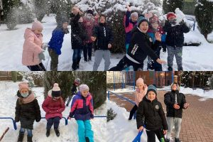 Szkoła Podstawowa nr 1 w Kamiennej Górze zorganizowała zimowisko dla uczniów
