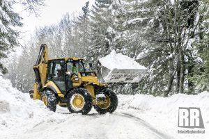 Ostrzeżenie meteorologiczne – Intensywne opady śniegu, zamiecie śnieżne