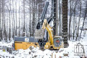 Informacja o pracach na terenie budowy drogi S3. Kamienna Góra-Lubawka