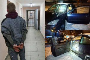 Pościg policyjny. Poszukiwany kierowca pod wpływem narkotyków i alkoholu