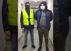 """Sprawca oszustw metodą """"na policjanta"""" zatrzymany"""