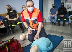 Marciszów szkoli z zakresu udzielania pierwszej pomocy przedmedycznej