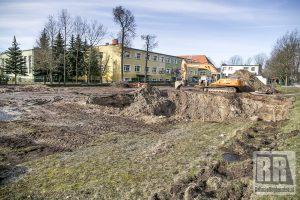 Ruszyła budowa przedszkola publicznego w Krzeszowie