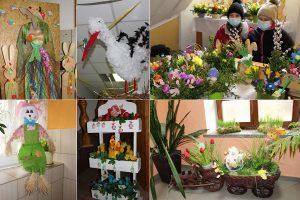 Przygotowania do Świąt Wielkanocnych w DPS Szarocin