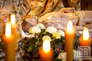 Grób Pański w krzeszowskiej bazylice