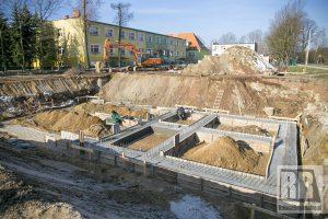 Trwa budowa przedszkola publicznego w Krzeszowie